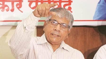 Sharad Pawar should seek probe into Sambhaji Bhide's role: Prakash Ambedkar