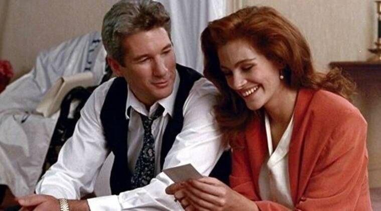 Image result for gere and roberts in pretty woman