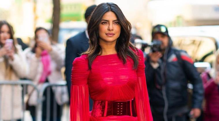 Priyanka Chopra says she wants to run for political office