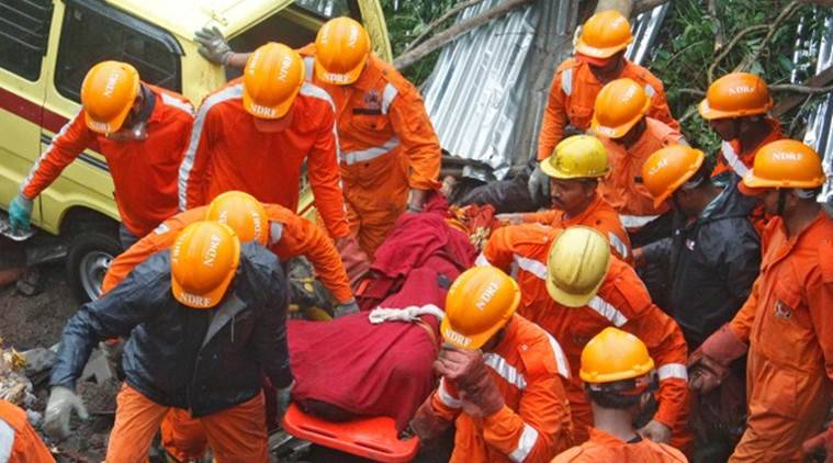 pune wall collapse, pune wall collapse death toll, pune wall collapse arrests, pune wall collapse case, pune news