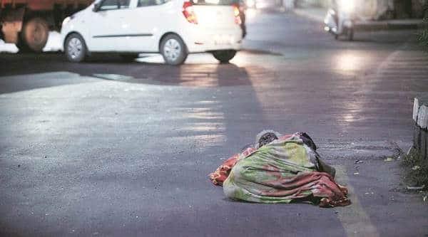 pune homeless, pune homeless people, homeless people in pune, homeless people pune, pune government, india news, Indian Express