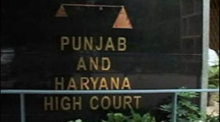 Punjab and Haryana HC