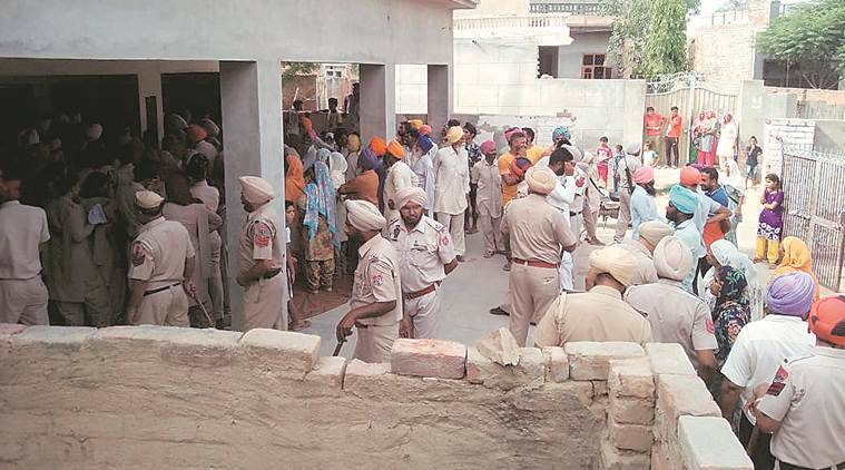 Sangrur: Auction of panchayat land for Dalits cancelled again