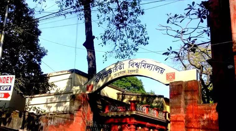 Rabindra Bharati University, profs quit Rabindra Bharati Universit, Kolkata professors harassed, Rabindra Bharati University professors protest, students harrash professor, Indian express
