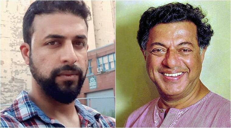 girish karnad son on father death