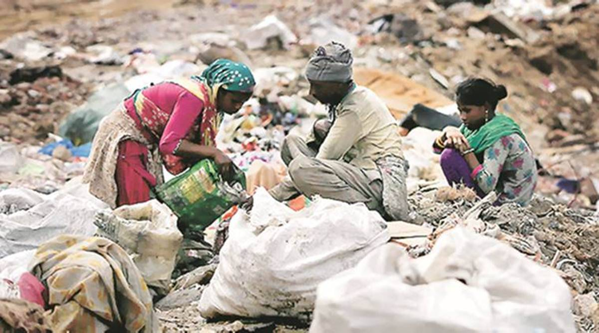 12-yr-old buried in Pirana dumpsite: Search on for girl, but it's business as usual for rag-picker family