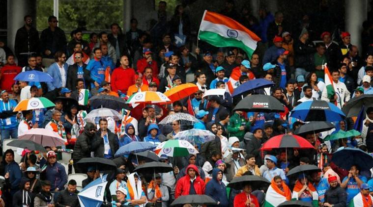 India vs Pakistan: What is DLS par score if play is called