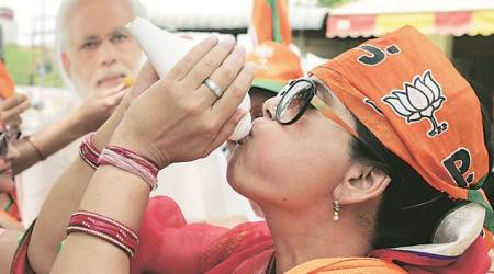 Months after Raje ceded Assembly, how BJP swept all LS seats again