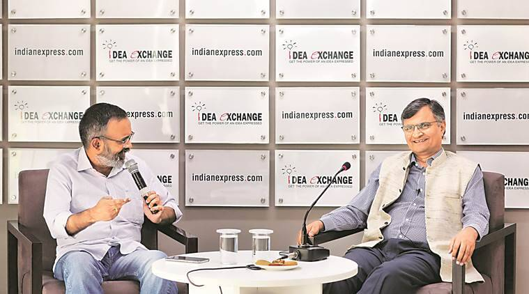 Niti Aayog, Ramesh Chand, Niti Aayog Ramesh Chand, Indian economy, rural economy, agriculture, economic growth, farmer issues, farmer income, MSP, indian economy, indian express