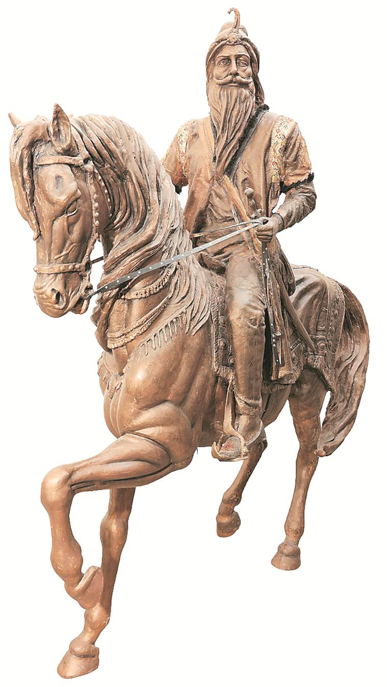 Ranjit Singh statue to be unveiled in Lahore today