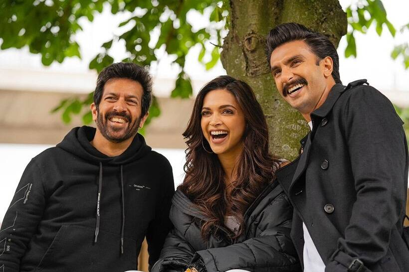 deepika padukone with kabir khan in 83