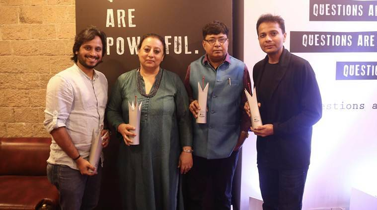 Three RedInk Awards for The Indian Express