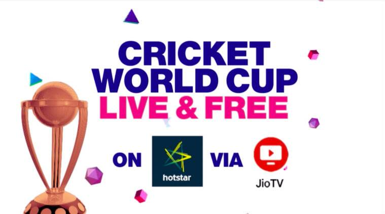Reliance Jio Cricket World Cup 2019