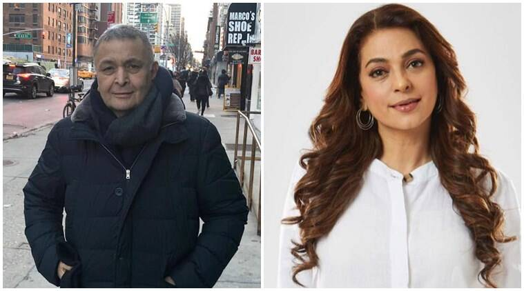 Rishi Kapoor and Juhi Chawla's untitled film to go on floors soon