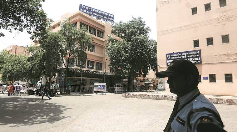 rml hospital, rml hospital vajpayee, Ram Manohar Lohia Hospital, delhi PGIMER, harsh vardhan, delhi news
