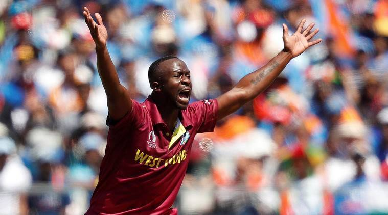 ICC Code of Conduct: Brathwaite fined 15% of match fees