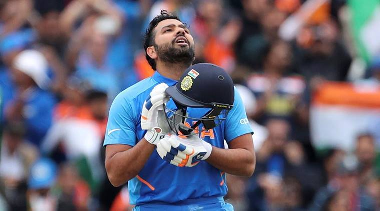 Stats: Rohit Sharma breaks MS Dhoni's record for sixes, Virat Kohli's record in India vs Pakistan World Cup matches