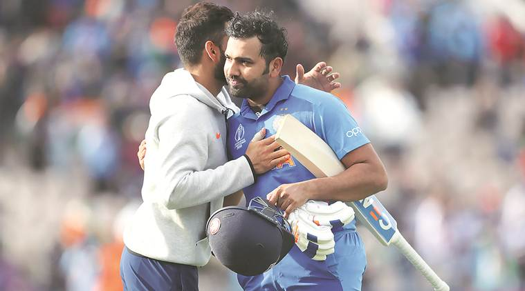 Rohit Sharma, world cup 2019, india vs south africa, rohit sharma century, world cup 2019 news, world cup news, world cup
