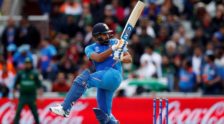 world cup, world cup 2019, rohit sharma, rohit sharma world cup 2019, most runs in world cup, Rohit sharma batting, cricket news, sports news, Indian express world cup news