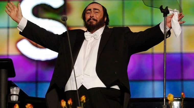 Film-Ron Howard on Pavarotti