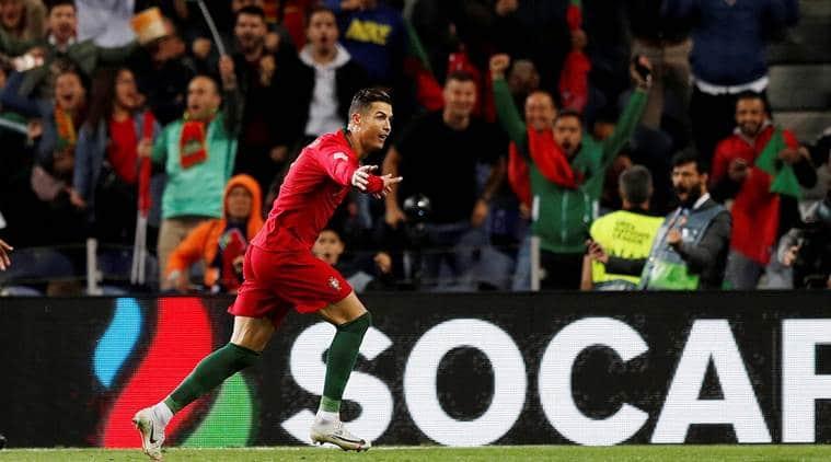 Cristiano Ronaldo's hat-trick sends Portugal into Nations League final