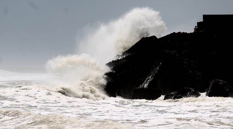 Four deaths reported in Gujarat, ahead of Cyclone Vayu making landfall in the state