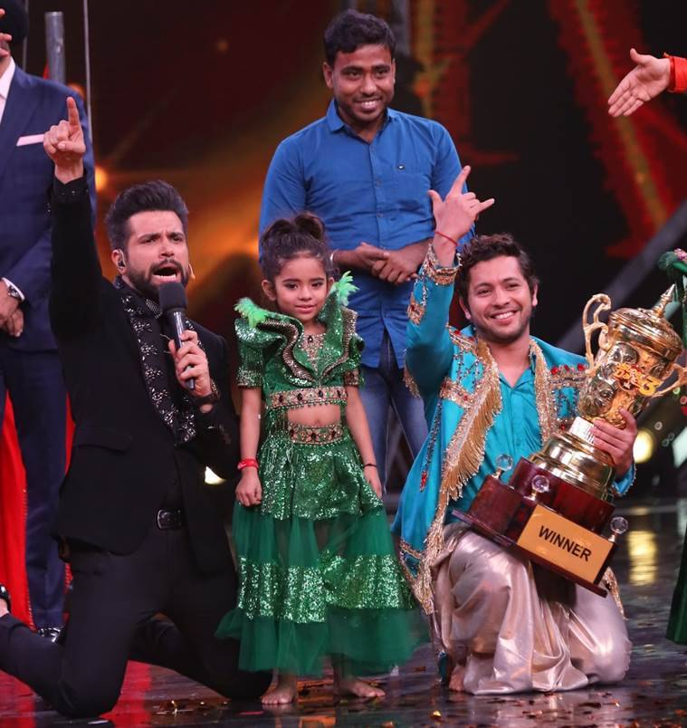 Rupsa Batabyal wins Super Dancer 3 | Entertainment News, The Indian