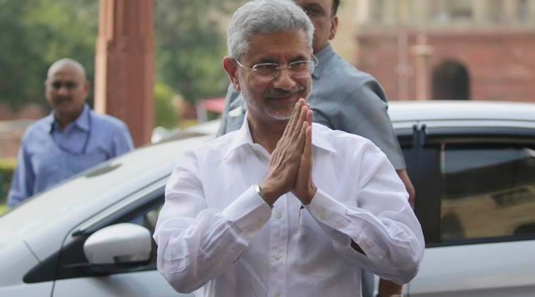 jaishankar, mea, mea jaishankar, external affairs minister, external affairs minister jaishankar, ministry of external affairs, s jaishankar, jaishankar bhutan visit, jaishankar in bhutan, jaishankar bhutan, mea bhutan, india bhutan relation, india bhutan ties, india, bhutan, indian express news