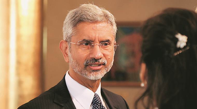 S Jaishankar, S Jaishankar MEA, cabinet minister S Jaishankar, Sushma Swaraj, former MEA Sushma Swaraj, S Jaishankar Foreign Secretary, Indian foreign services, India news, Indian Express