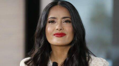 Salma Hayek joins Owen Wilson in bliss