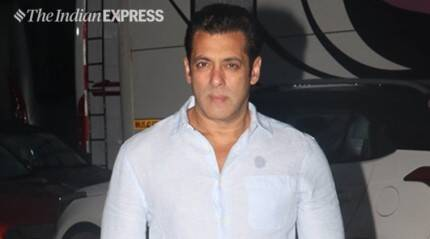 Salman Khan loses cool, snatches fan's phone at Goa airport