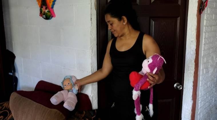 I told him not to go, says mother of drowned Salvadoran migrant laments