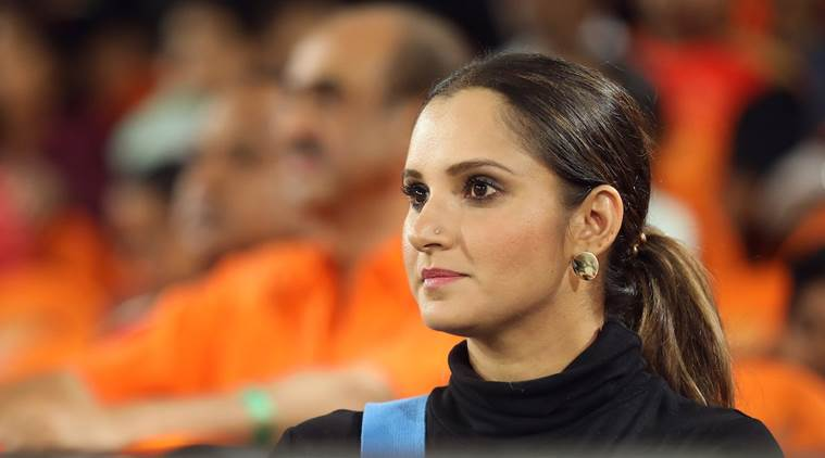 Not Pakistan team's dietitian, mother: Sania Mirza tells Veena Malik