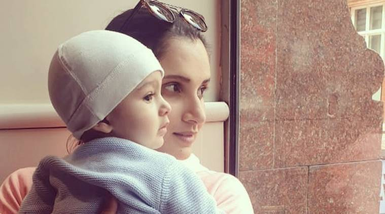 sania mirza, moms, parenting tips