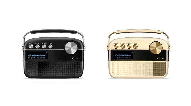 Saregama launches carvaan 2 0 carvaan 2 0 gold with wifi connectivity starting from rs 7990