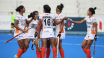 India maul Fiji 11-0 to enter last-four round of Hockey Women's Series Finals