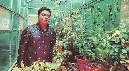 Pune: Padma Shri awardee picks up spade, turns rocky land into greenfield