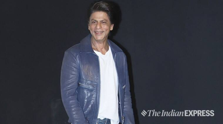 Shah Rukh Khan: One evening, three different looks!