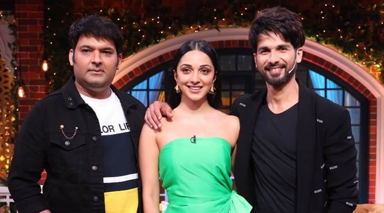 shahid, kiara the kapil sharma sharma