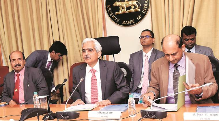 Reserve Bank of India, Shaktikanta Das, Monetary Policy Review, NBFC crisis, NBFC sectors, Indian express