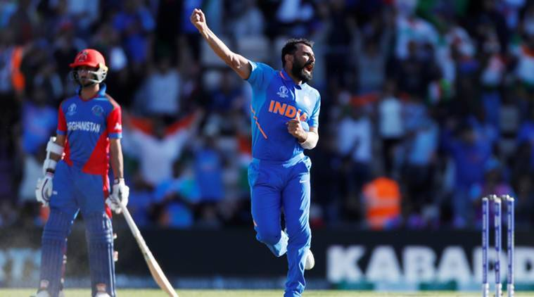 Image result for mohd shami world cup 2019