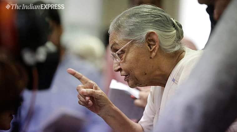 Delhi, Delhi news, Congress, Delhi Congress, Sheila Dikshit, Congress president, Rahul Gandhi, Delhi elections, Indian Express, PC Chako