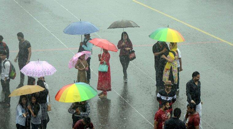 Weather Forecast Today LIVE: Southwest monsoon further advances, slim chance of rainfall in Delhi