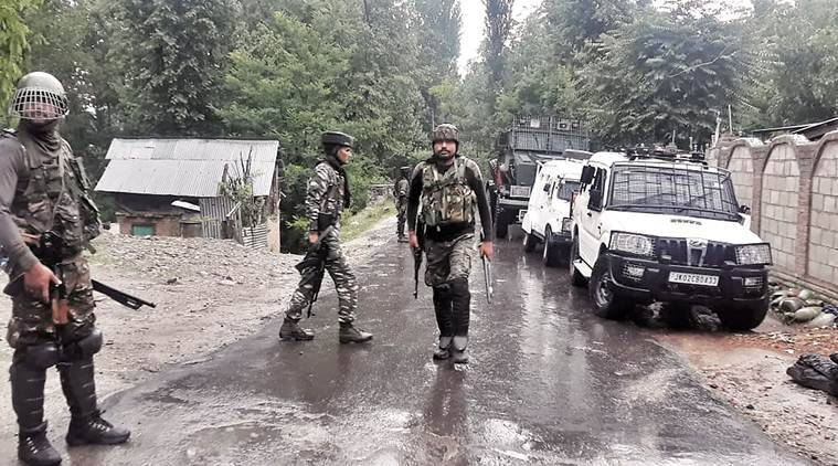 J&K: Militant killed in encounter in Pulwama, identity being ascertained