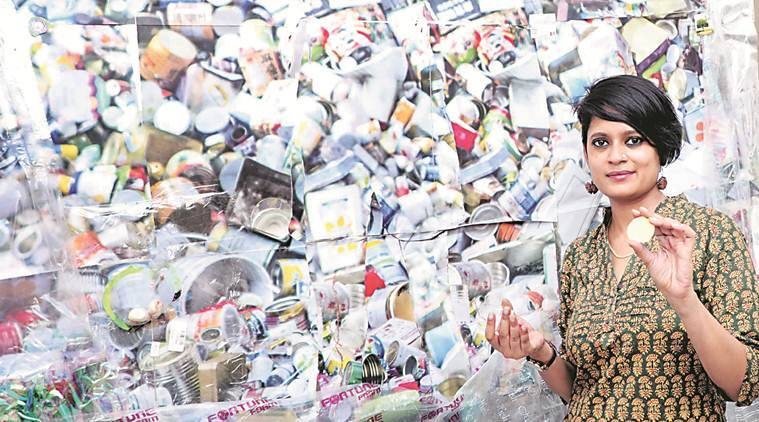 'One version of our civilisation is known by the trash it leaves behind': Shraddha Borawake
