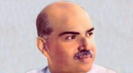 Syama Prasad Mookerjee, Syama Prasad Mookerjee death, Jawaharlal nehru, nehru cabinet, Syama Prasad Mookerjee detention, Syama Prasad Mookerjee's mother, Sheikh Abdullah's government, Shyama Prasad mookherjee's death inquiry, Indian express column,