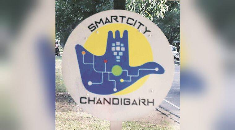Chandigarh smart city project, Chandigarh police, power and water supply in Chandigarh police houses stopped, Chandigarh news, Indian express