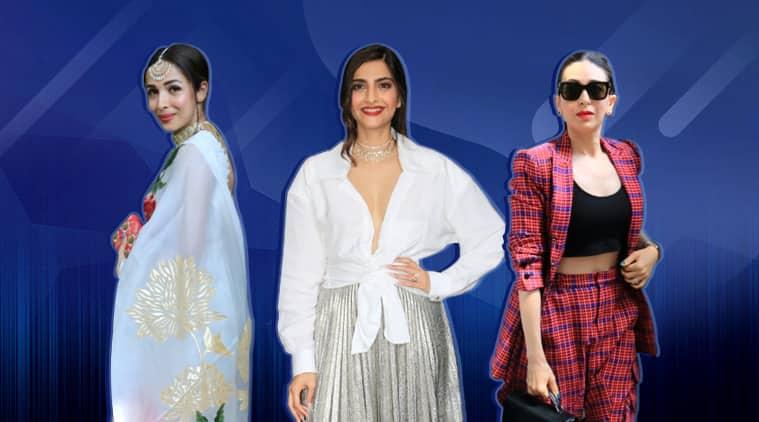 Sonam Kapoor Ahuja, Sonam Kapoor Ahuja birthday, Sonam Kapoor photos, Sonam Kapoor birthday pics, Karisma Kapoor, Malaika Arora