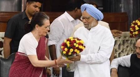 Congress Parliamentary Party, Congress Parliamentary Party meeting, sonia gandhi, sonia gandhi head of Congress Parliamentary Party, rahul gandhi, rahul gandhi congress president, manmohan singh, congress performance lok sabha elections, lok sabha elections