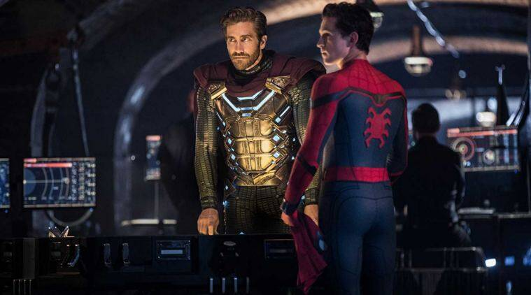 Jake Gyllenhaal Spiderman Far from home